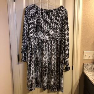 INC sweater dress